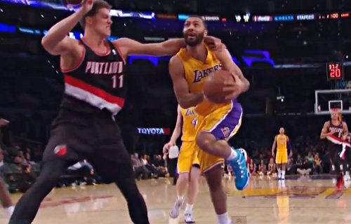 Kendall Marshall coupé par les Lakers