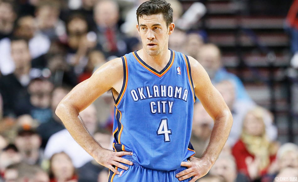 Goodbye Nick Collison : le mentor du Thunder prend sa retraite