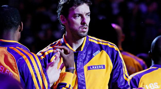 Pau Gasol et les Lakers, et si l'histoire n'était pas terminée ?
