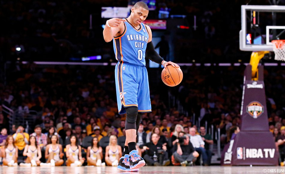 Russell Westbrook et Victor Oladipo, le meilleur backcourt défensif ?