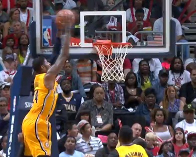 Highlights : Paul George s'envole au alley-oop