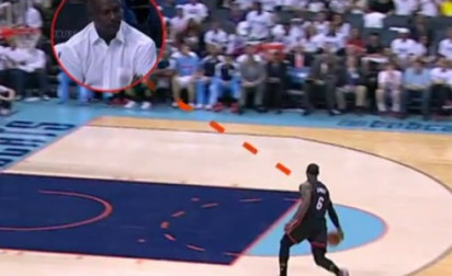 LeBron James : «Je n'ai absolument pas regardé MJ»