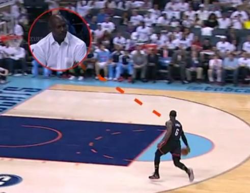 "LeBron James : ""Je n'ai absolument pas regardé MJ"""