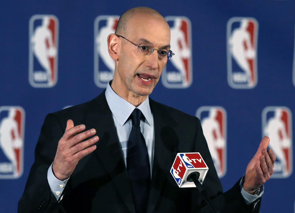 Adam Silver évoque la possibilité d'implanter une franchise NBA au Mexique