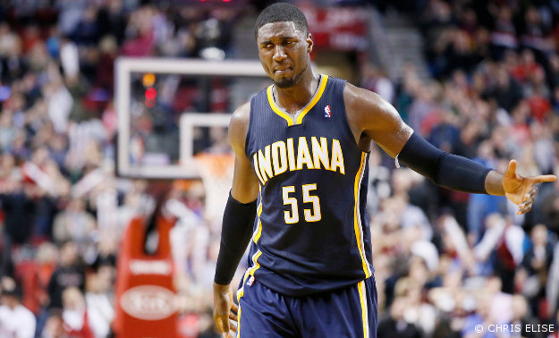 Roy Hibbert donne lui aussi 1 million à Georgetown
