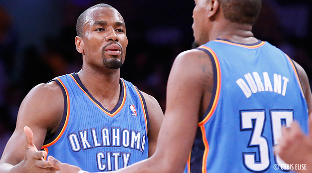 Kevin Durant drague Serge Ibaka, role player idéal pour Brooklyn