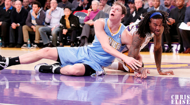 Les Cavaliers toujours chauds sur Timofey Mozgov ?
