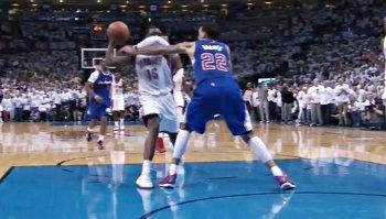 La NBA : les arbitres ne se sont pas trompés à la fin du Game 5