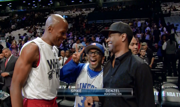 Spike + Denzell + Jesus = He Got Game 2 ?