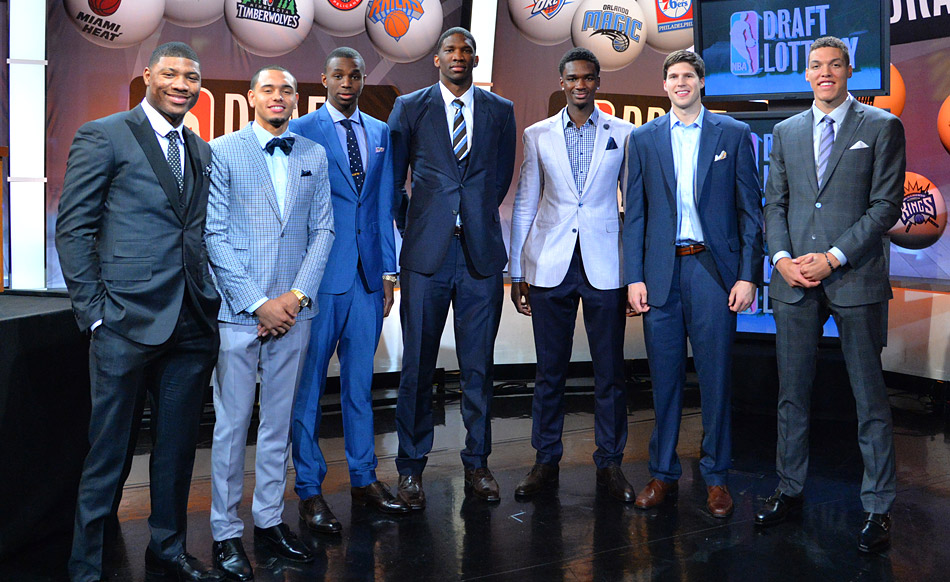 Draft NBA : Les gagnants et les perdants de la loterie