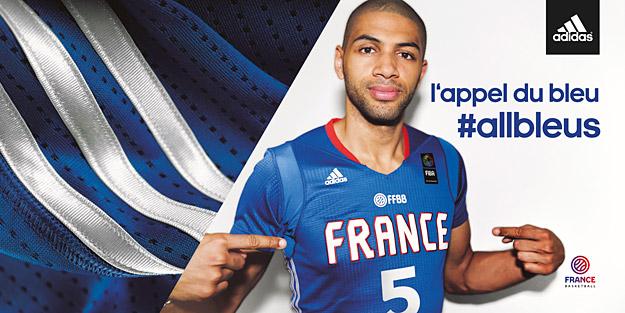 adidas france basketball
