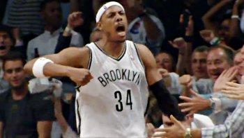 Le GM des Nets règle ses comptes avec Paul Pierce
