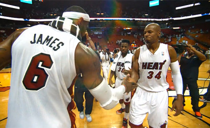 Ray Allen : « LeBron James va devoir se réinventer aux Lakers »