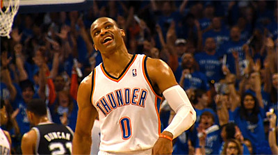 Thunder : Telfair out, Russell Westbrook in ?
