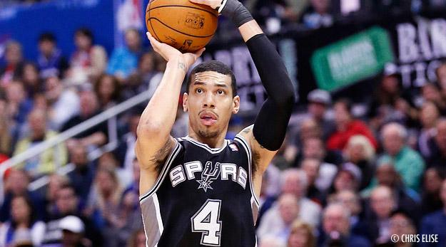 Les Detroit Pistons sur un shooteur des Spurs