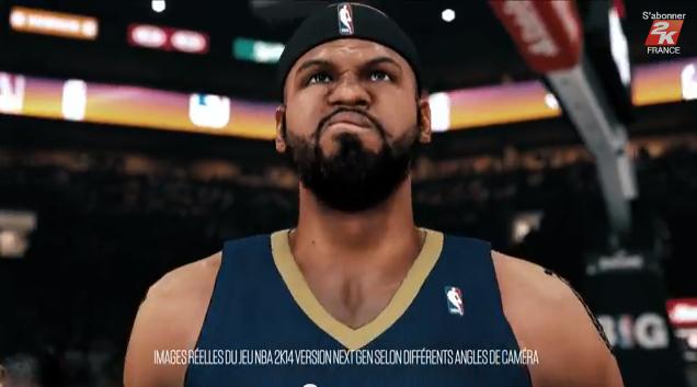 Premier trailer de NBA 2K15 avec Kevin Durant