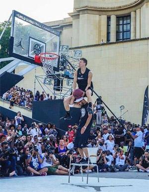 Quai 54 : L'intégralité du spectaculaire concours de dunks