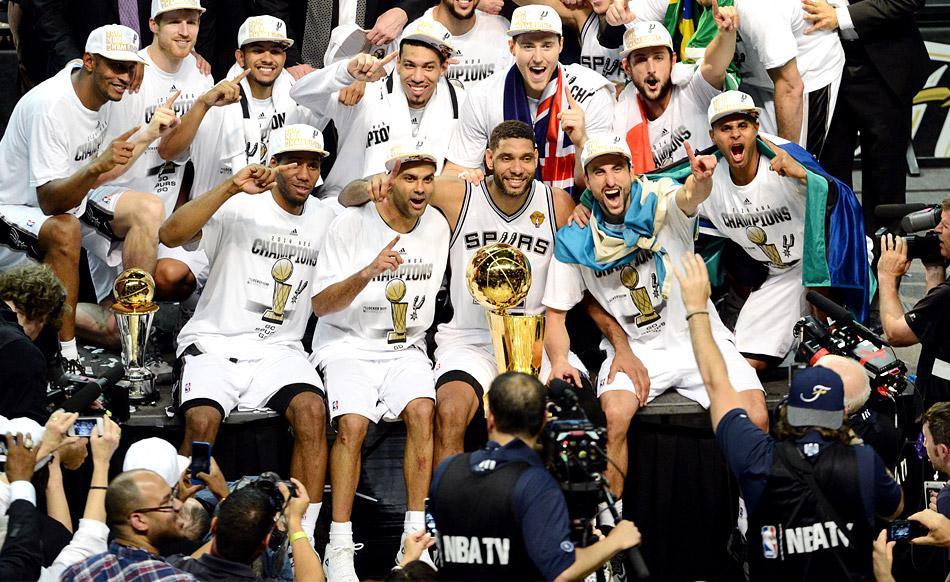 Le calendrier de la saison NBA dévoilé