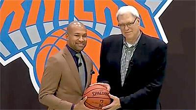 Les New York Knicks complètent leur staff