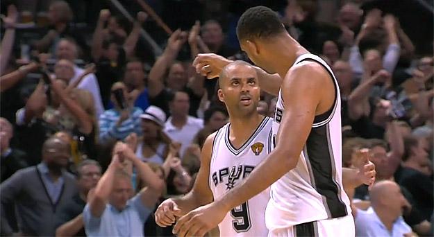 Parker-Duncan, deuxième duo le plus victorieux de l'histoire