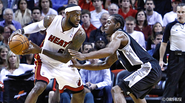 LeBron rejoint Jordan et Bird, Kawhi rejoint Magic et Kobe