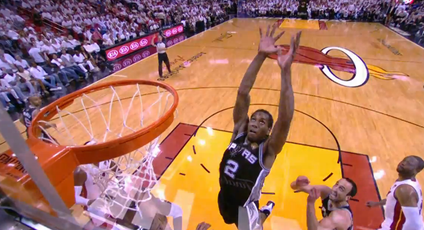 Heat - Spurs : L'excellent mini-movie du Game 4