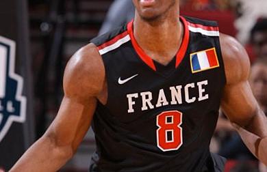 Damien Inglis, le dernier produit «made in France» en NBA