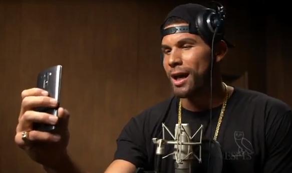 Hilarant : Blake Griffin vs Drake aux ESPYS