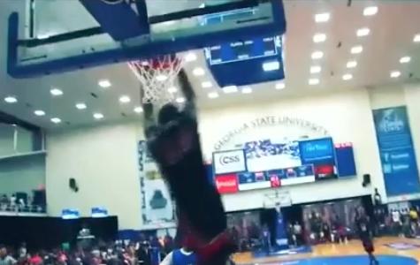 Vidéo : Un reverse improvisé et bien violent !