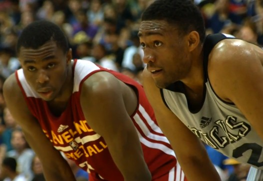 Summer League : Andrew Wiggins l'emporte face à Jabari Parker