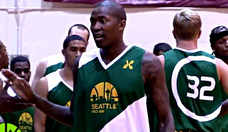 Jamal Crawford et Tony Wroten cartonnent au Pro Am de Seattle