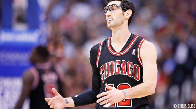 Kirk Hinrich quitte les Chicago Bulls pour les Atlanta Hawks