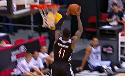 Top 10 : Les plus belles actions de la Summer League