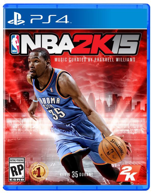 Vidéo : Des images du gameplay de NBA2K15