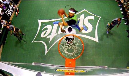 Trailer : Le concours de dunks le plus excitant de l'été