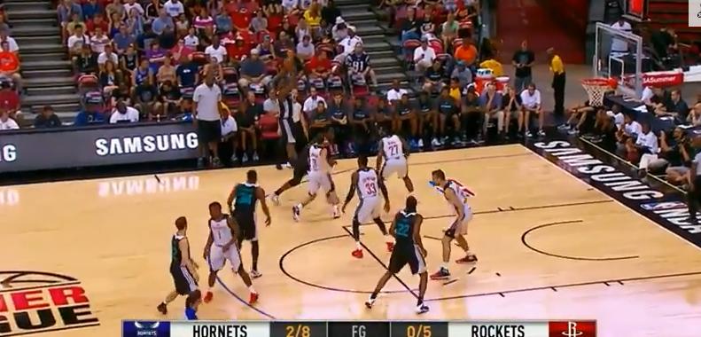 Vidéo : Les Highlights de PJ Hairston face aux Rockets