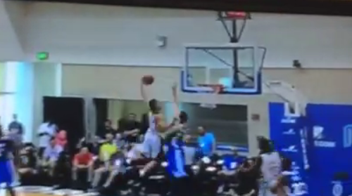Vidéo : Le poster de Nick Johnson en Summer League