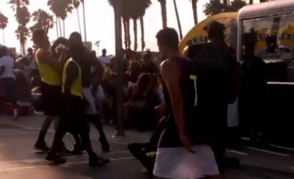 Vidéo : Quand Metta World Peace redevient Ron Artest