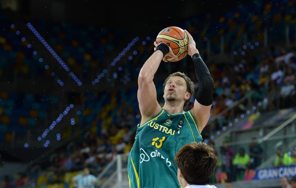 L'Australie se rassure contre la Corée du Sud (89-55)