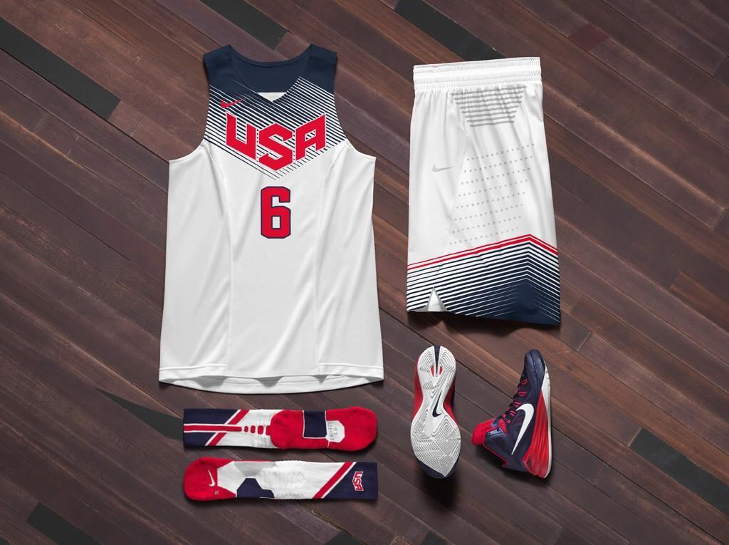 CDM : les maillots de Team USA dévoilés