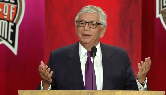 David Stern futur maire de New York City ?