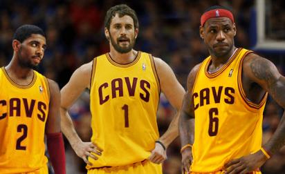 Comment Love, LeBron et Irving peuvent-ils jouer ensembles ?