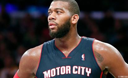 Pas de Greg Monroe dans le cinq des Pistons