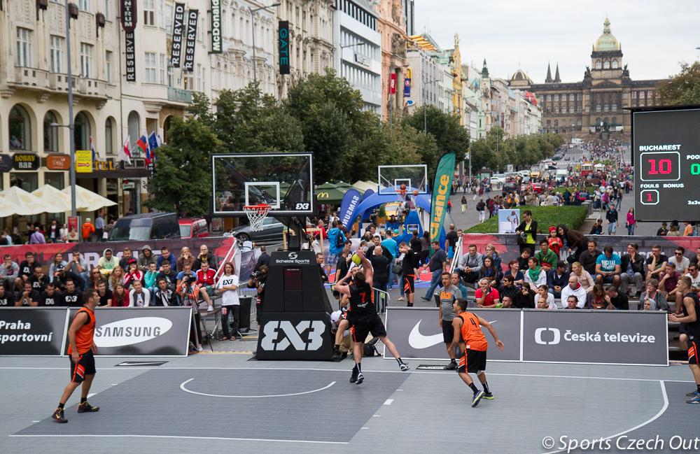 FIBA 3×3 World Tour: les finales à Prague en direct