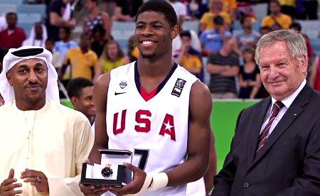 Malik Newman, un MVP qui promet !