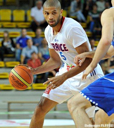 Batum & Diaw mènent la France à la victoire