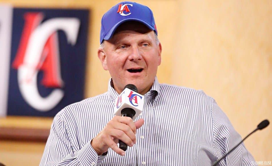 Nouvelle mascotte, dunk du proprio, la folle soirée des Clippers