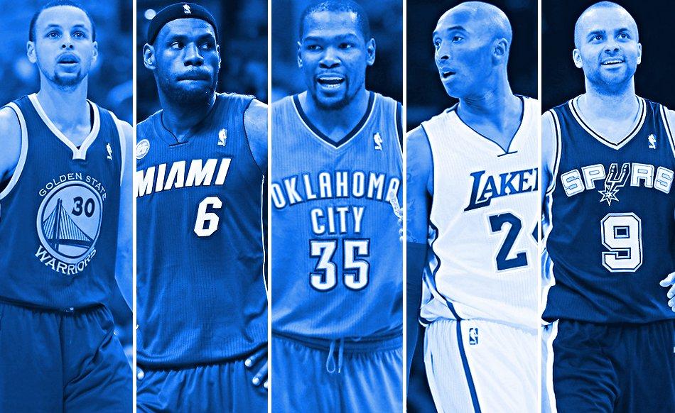 Top 100 : Les meilleurs joueurs NBA (70-61)