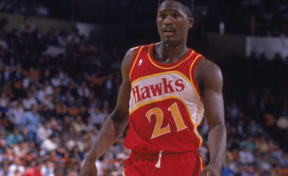 Mix : Happy Birthday Dominique Wilkins, aka The Human Highlights