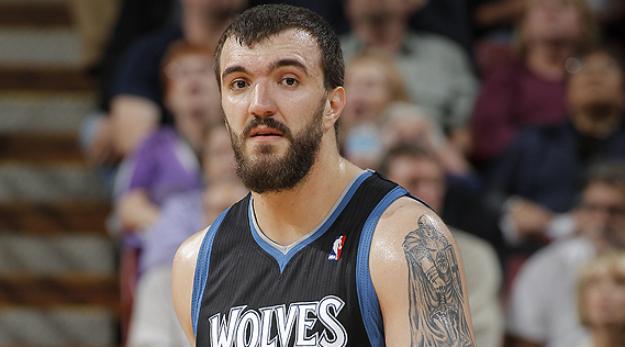 Nikola Pekovic out pour la saison... et pour la NBA ?